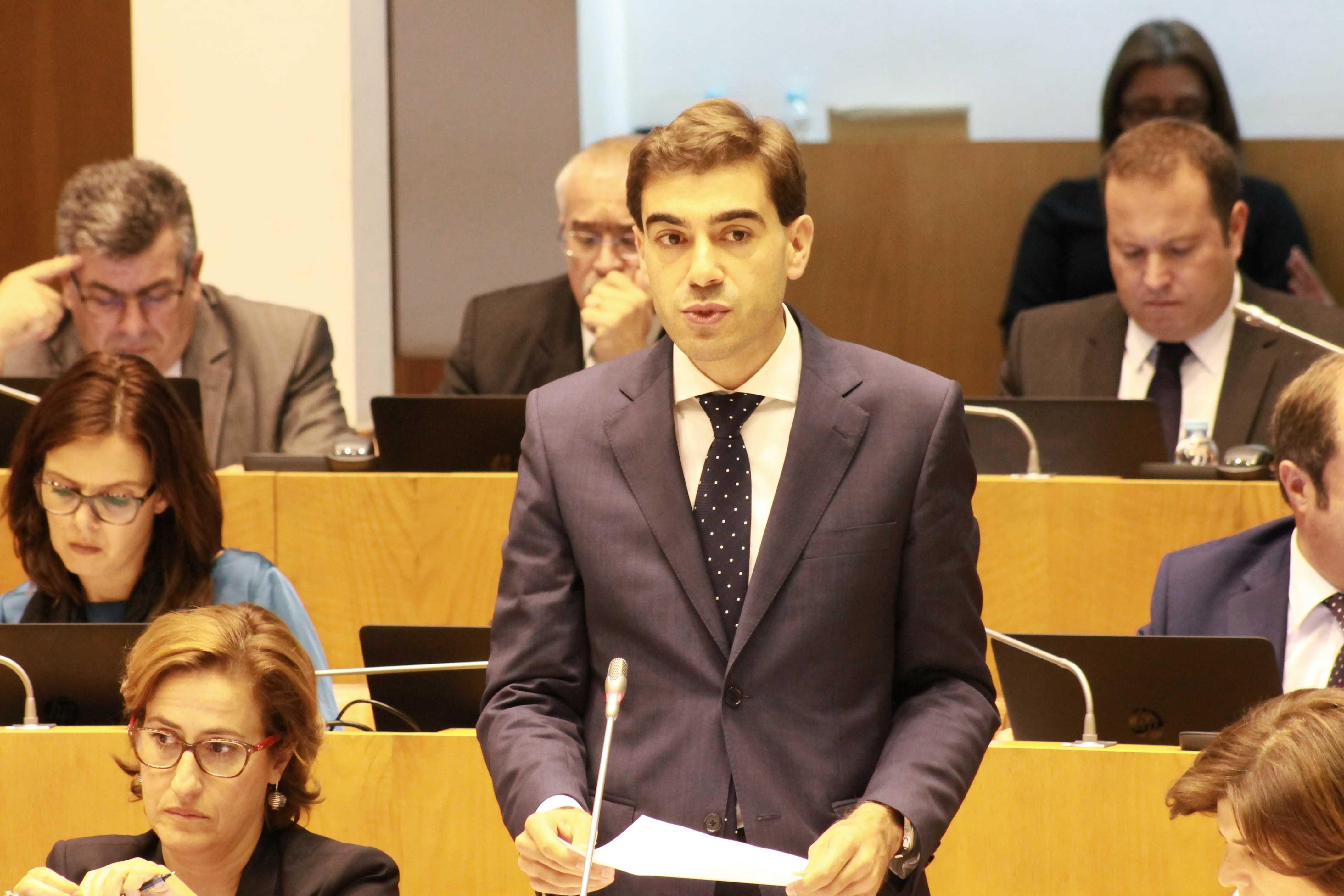 """""""Professores dos Açores são os mais valorizados do país"""", realçou Nuno Meneses"""