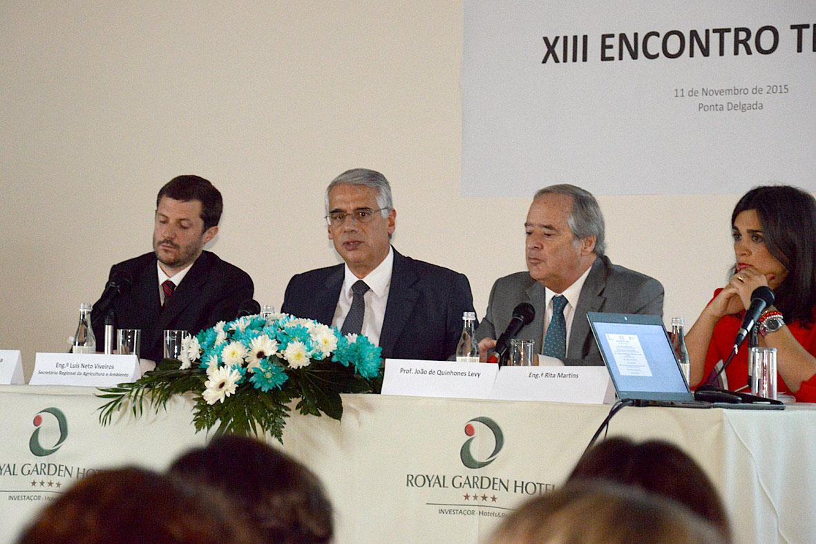 Açores têm os melhores indicadores nacionais no abastecimento de água, revela Luís Neto Viveiros
