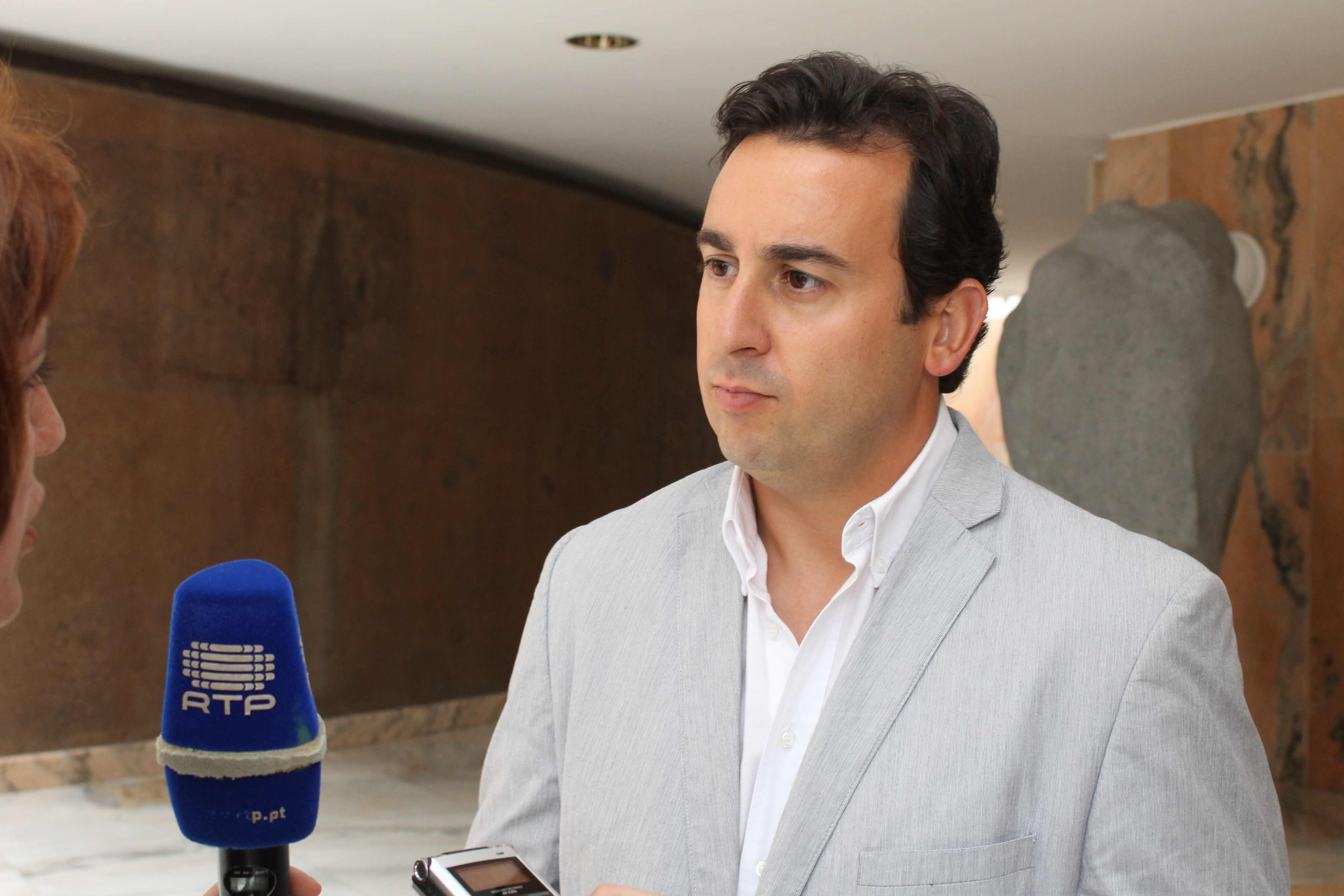 """""""O importante é acabar com a austeridade e defender os Açores"""", defende Berto Messias"""