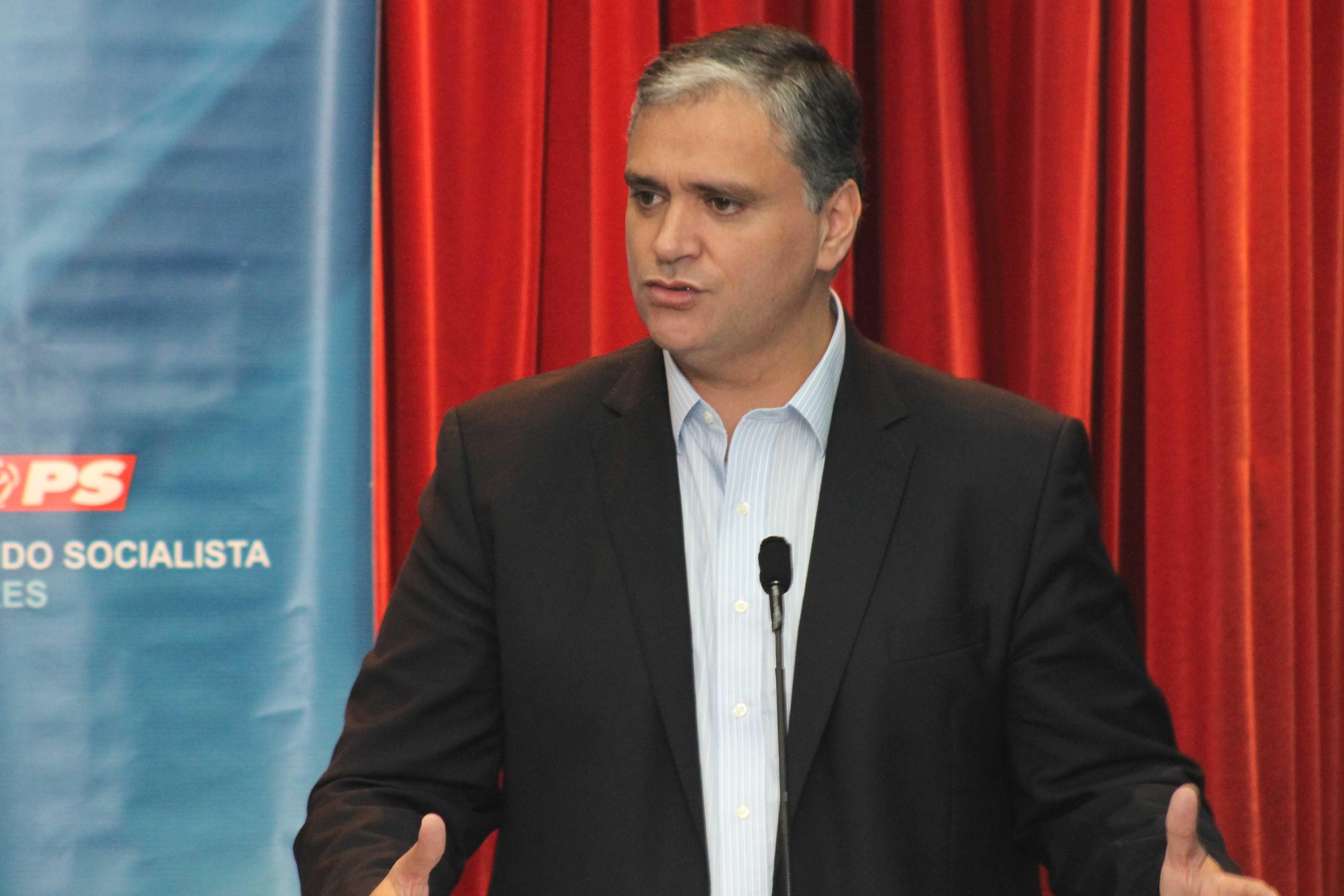 """""""Fomos até ao limite das nossas competências e recursos para ajudar as famílias e as empresas Açorianas"""", destacou Vasco Cordeiro"""