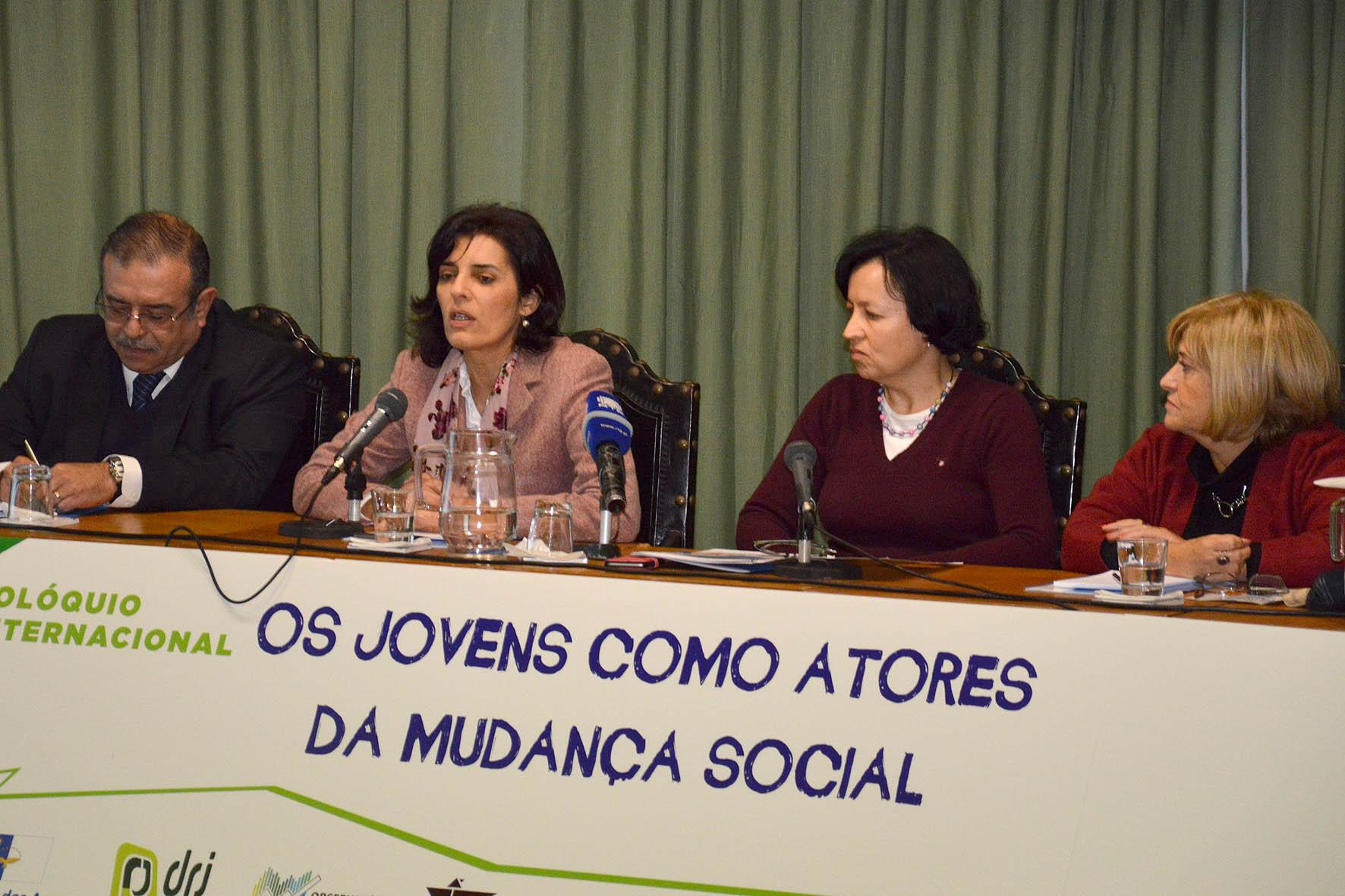 Isabel Rodrigues apela à participação dos jovens na vida da comunidade