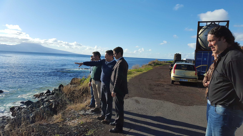 Governo dos Açores avança com obras de proteção da orla costeira em todas as ilhas