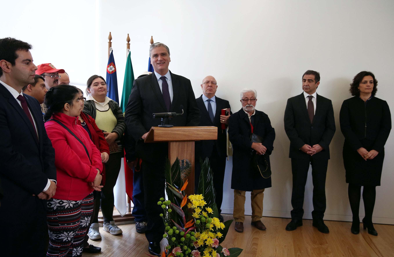 Presidente do Governo anuncia cerca de 200 novas vagas na área das Necessidades Especiais