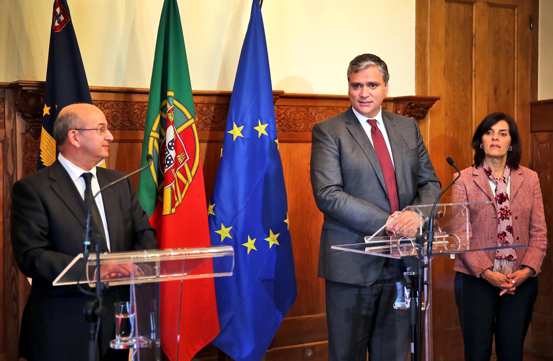 Presidente do Governo recebeu Conselho de Opinião da RTP