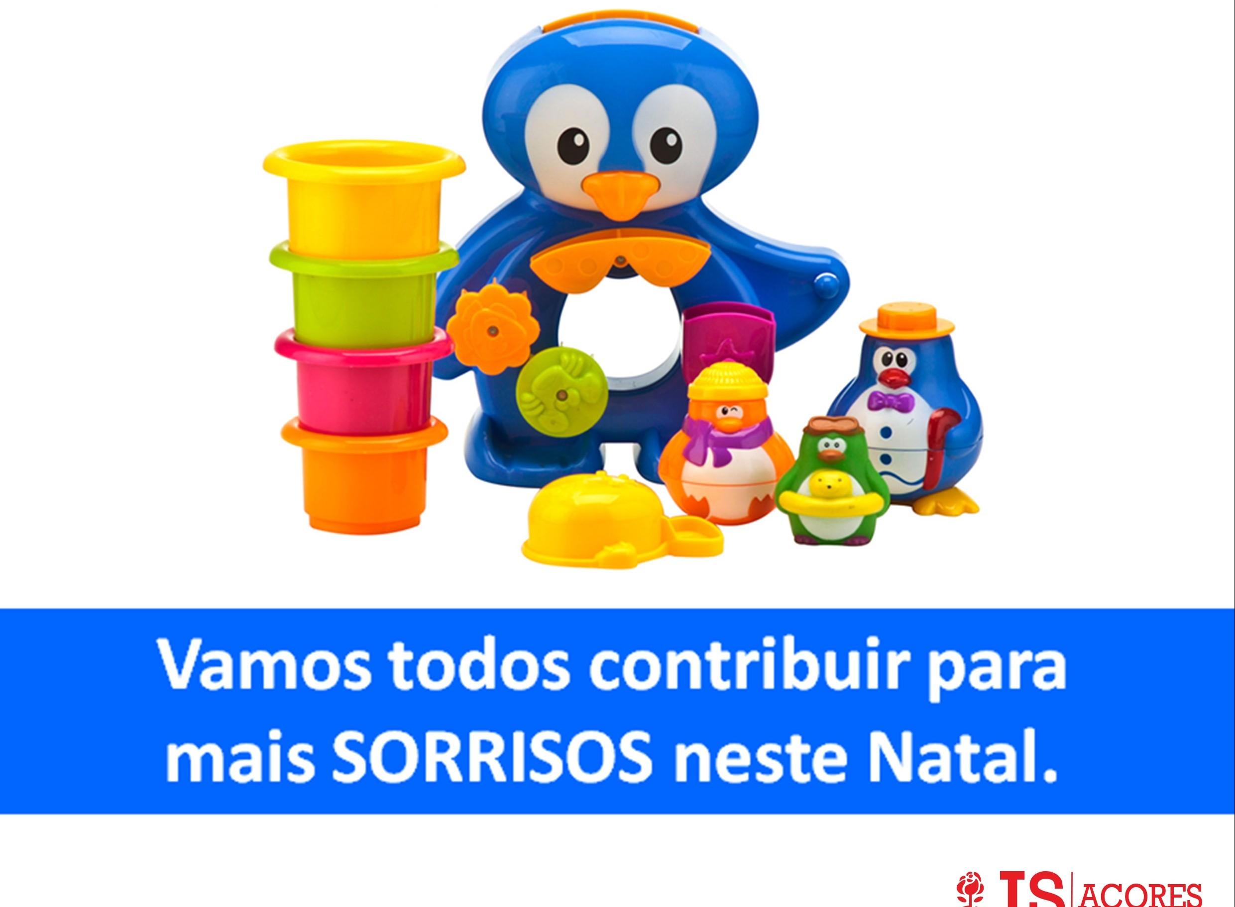 """JS São Jorge organiza Campanha Solidária """"Um Brinquedo, Um Sorriso"""""""