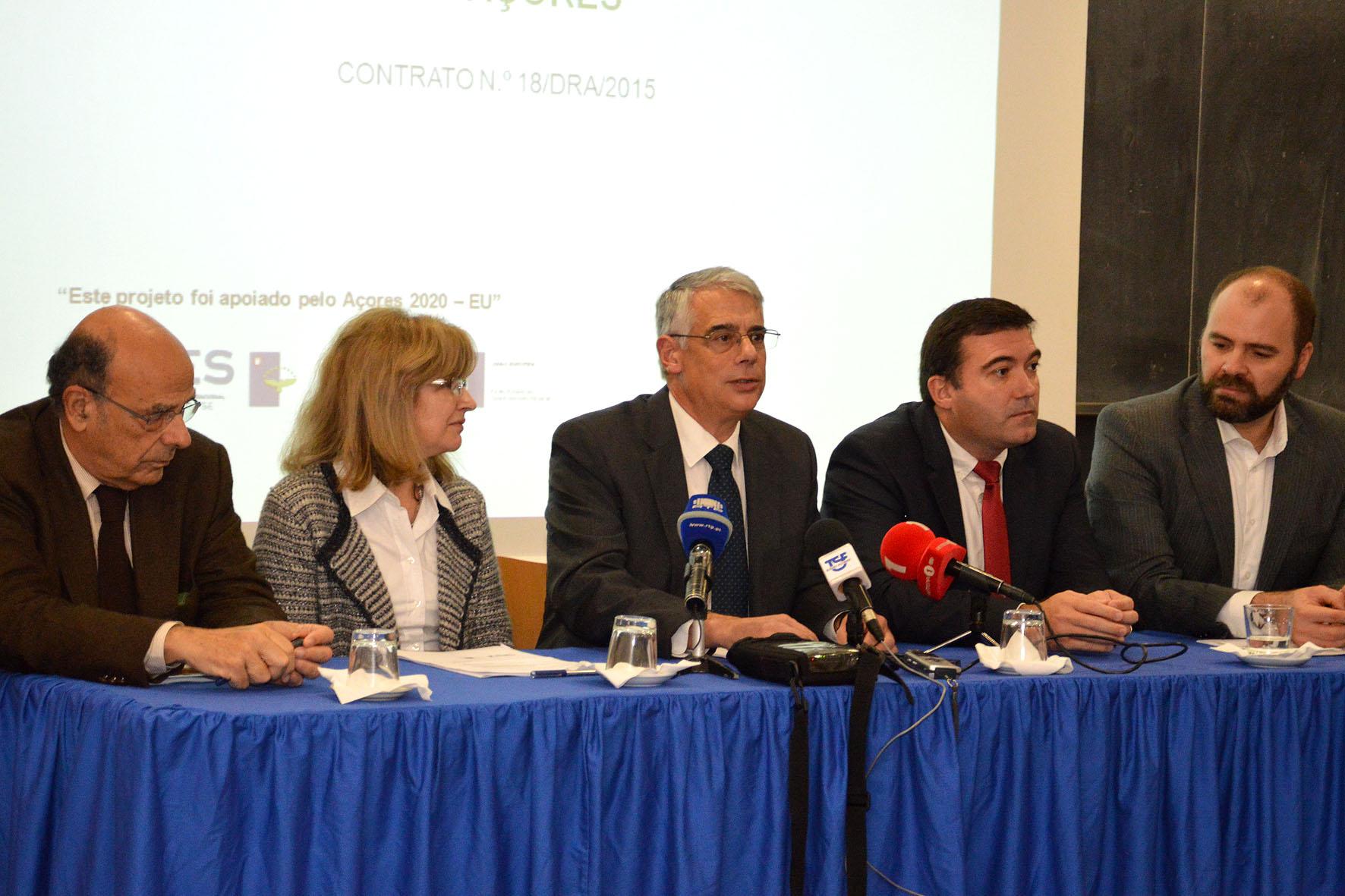 Luís Neto Viveiros destaca ação do Governo dos Açores na mitigação das alterações climáticas