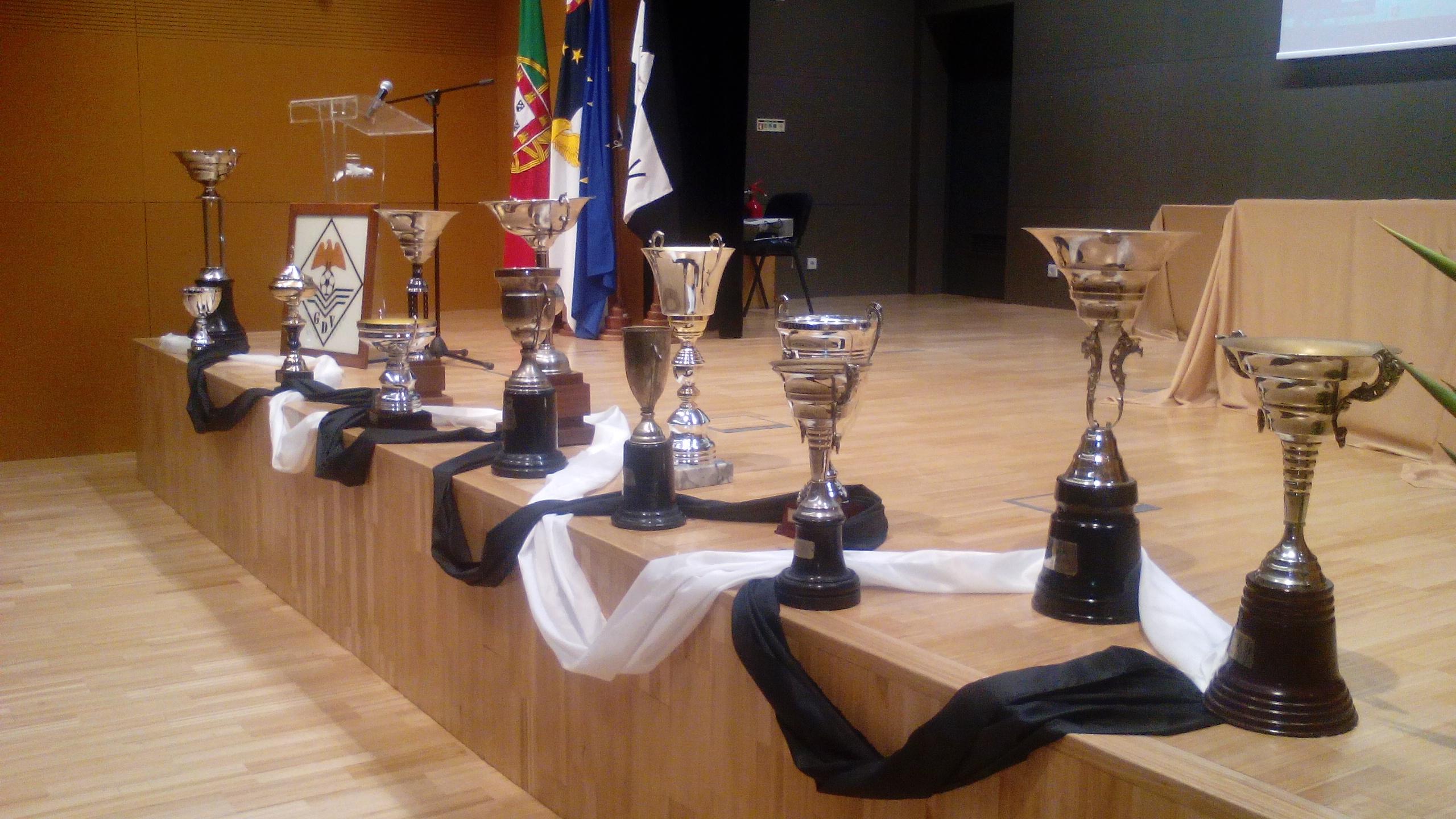 Grupo Desportivo Velense celebra 50 anos de existência em cerimónia repleta de simbolismo (c/áudio)