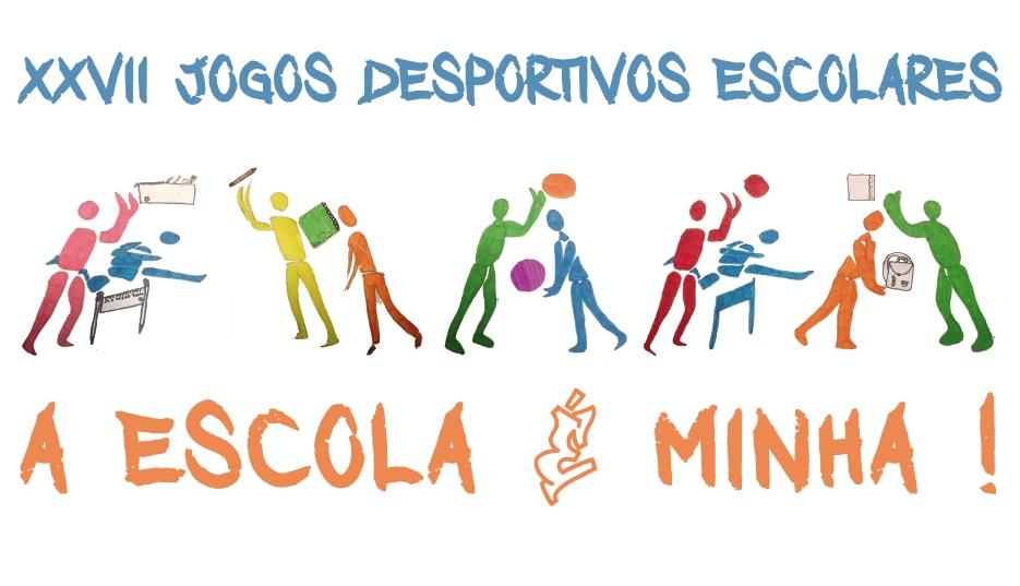 Alunos da EBI de Ponta Garça venceram concurso de ideias para o logótipo dos Jogos Desportivos Escolares