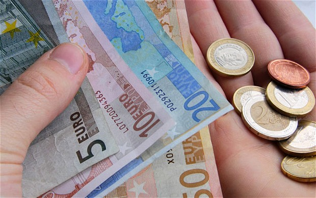 Salário mínimo regional aumenta para 556,50 euros