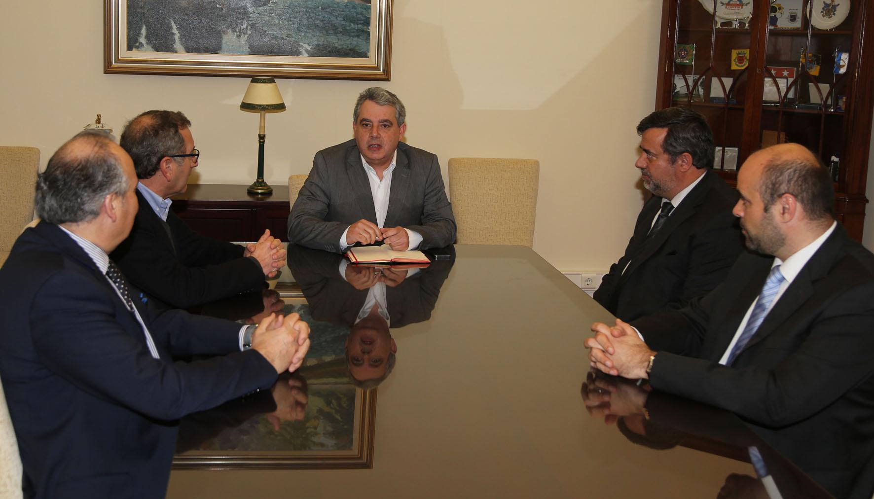 Sérgio Ávila satisfeito com a criação de 270 postos de trabalho na área da hotelaria