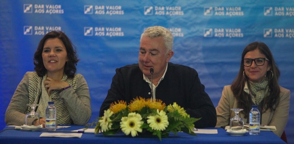 Jornadas Parlamentares: CDS-PP debruça-se sobre a Economia dos Açores com presença de Assunção Cristas