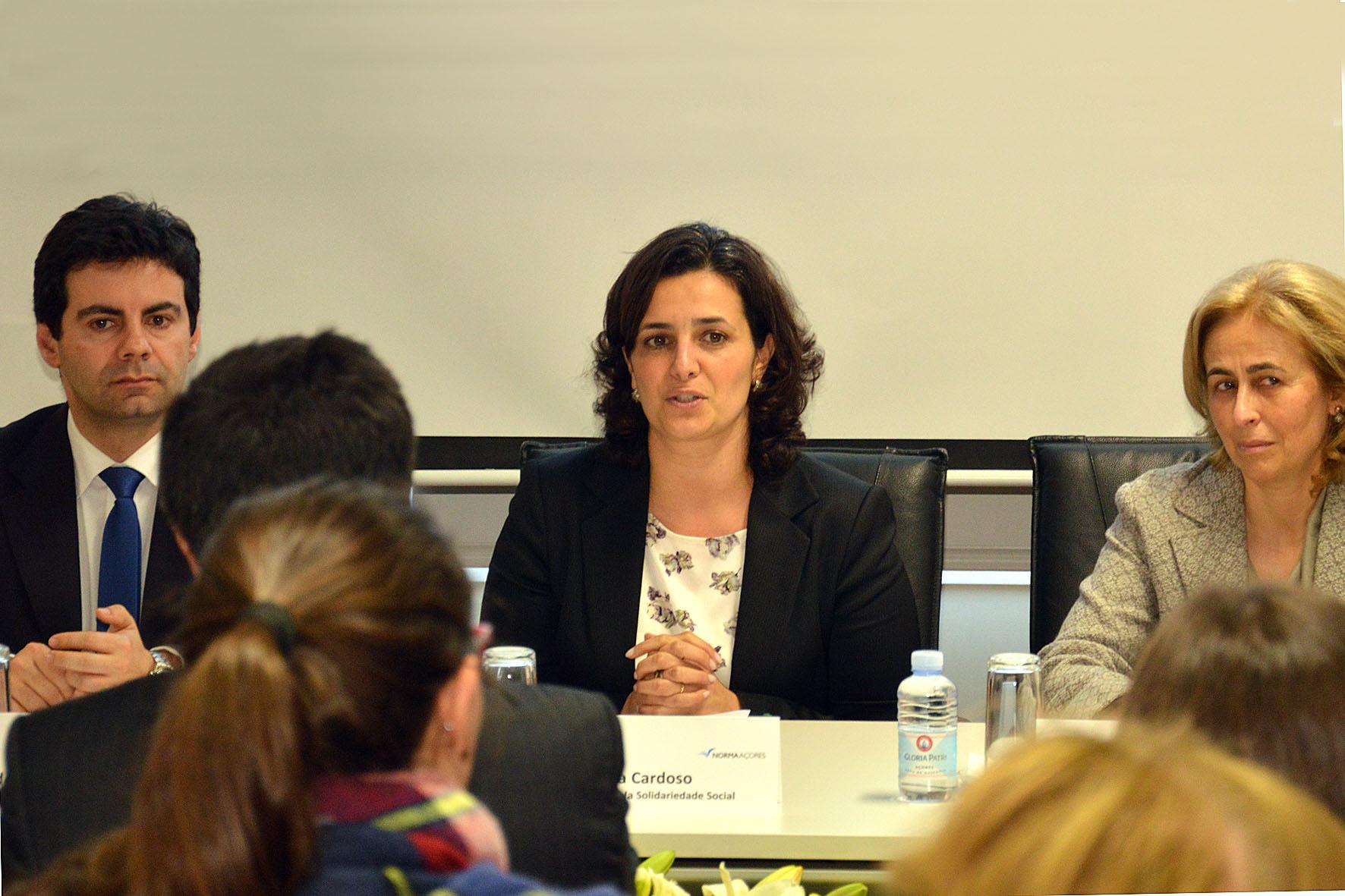 Governo dos Açores promove formação para colaboradores e dirigentes de IPSS