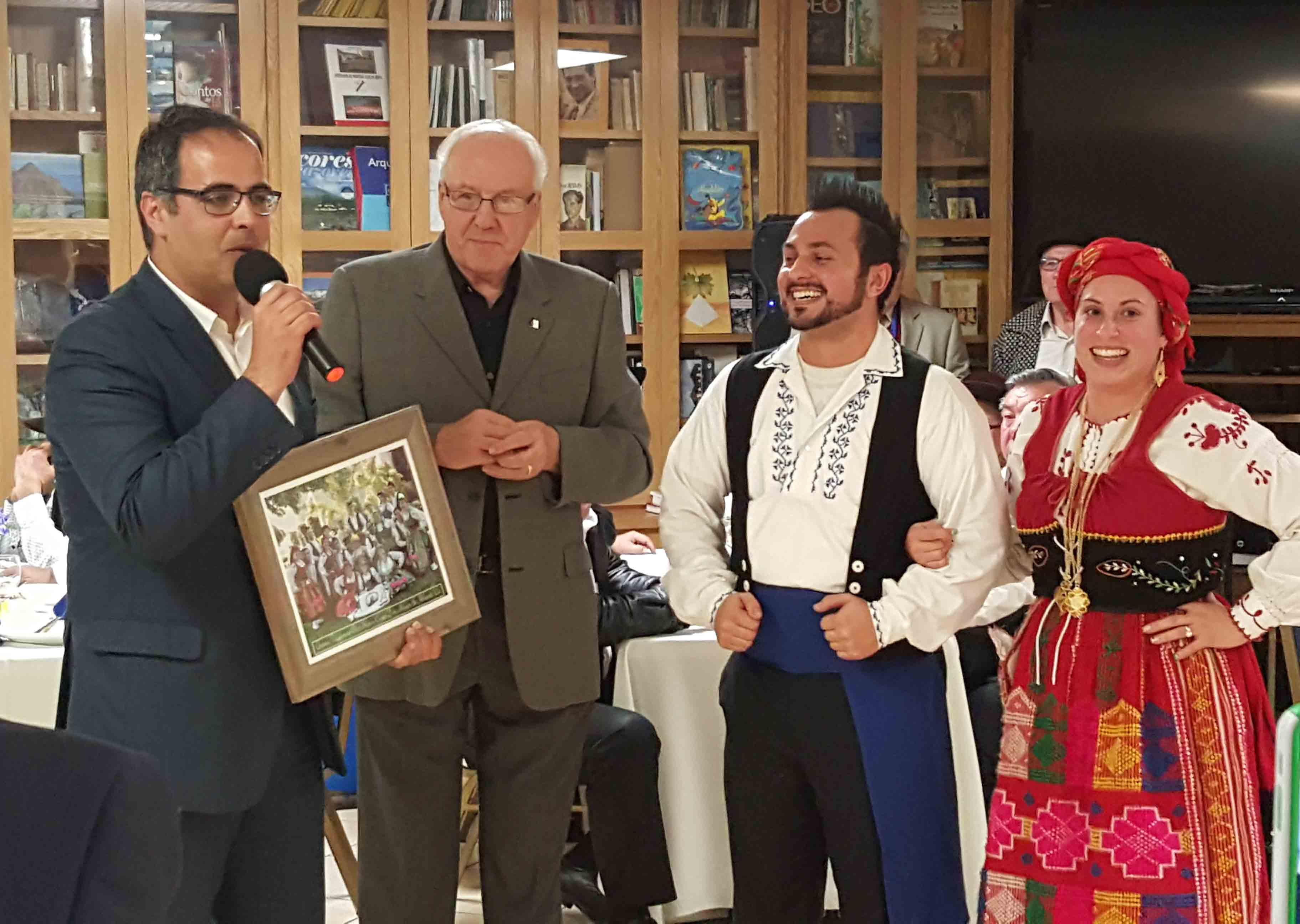 Diretor Regional das Comunidades elogia compromisso dos jovens açordescendentes com a preservação da identidade açoriana