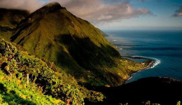 Fajãs de S. Jorge classificadas pela UNESCO como Reserva da Biosfera
