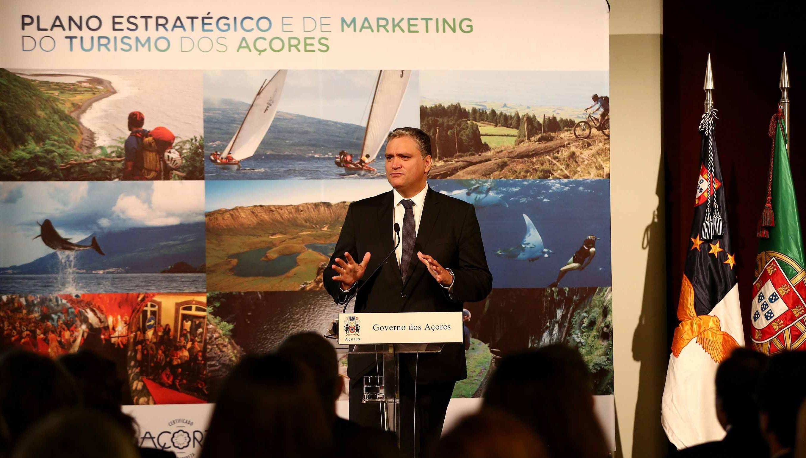 Exigência e inconformismo são a chave para garantir sustentabilidade do Turismo, afirma Vasco Cordeiro