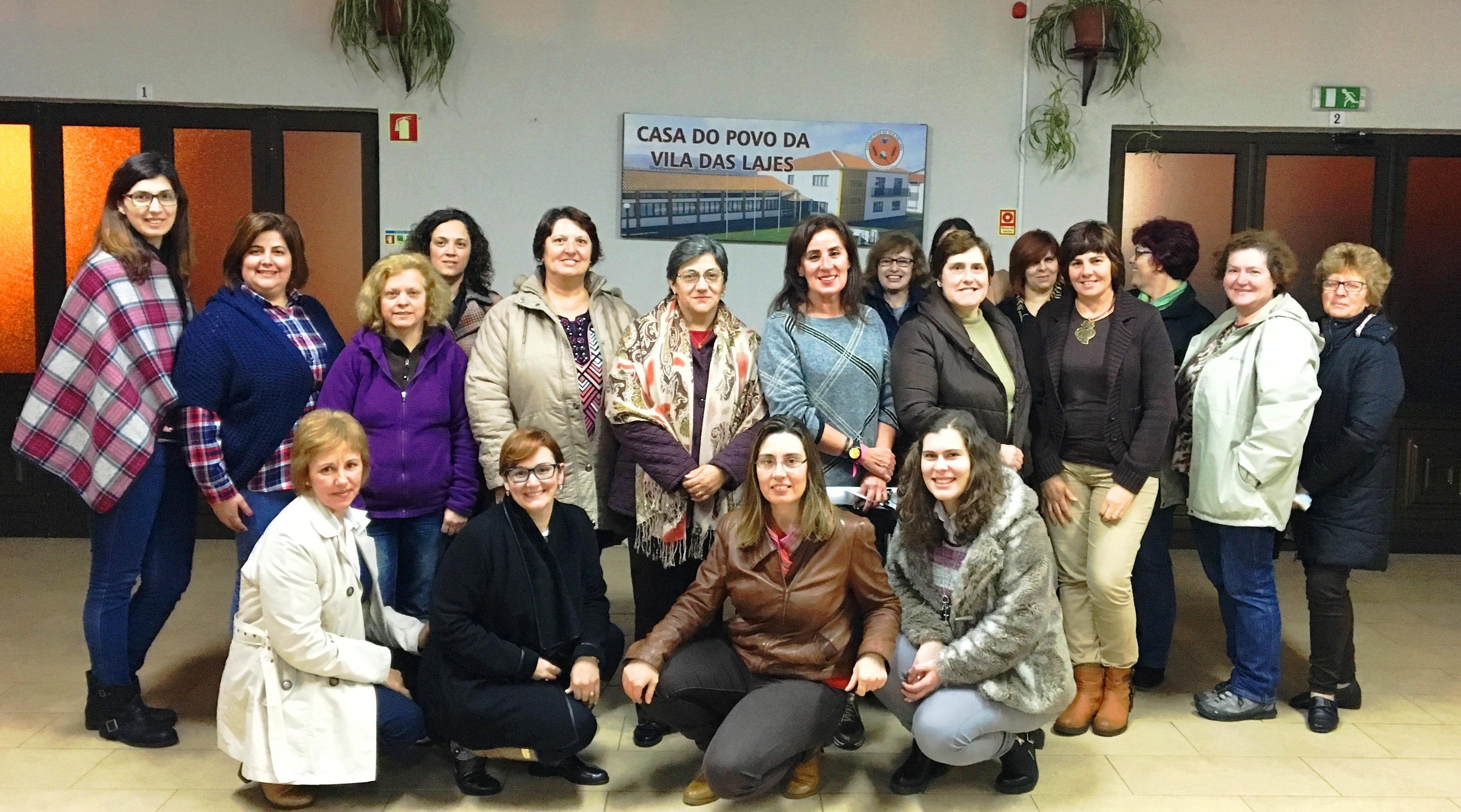 Participação das mulheres valoriza a cidadania ativa, considera Judite Parreira