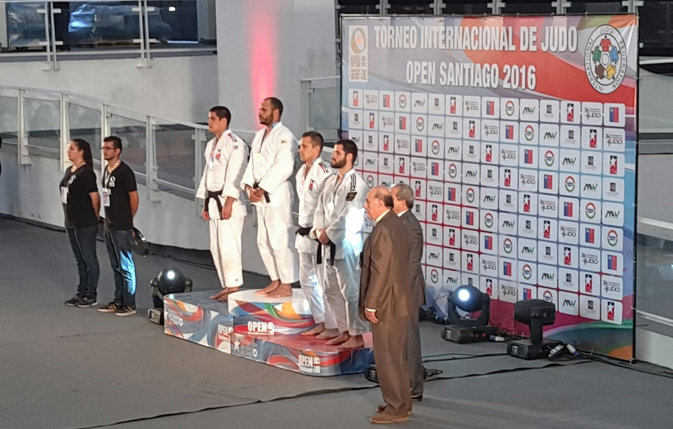 Tiago Rodrigues alcança o bronze no Open Pan-Americano do Chile