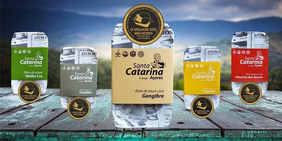 Indústria Conserveira de Santa Catarina distinguida na ALRAA com voto de congratulação (c/áudio)