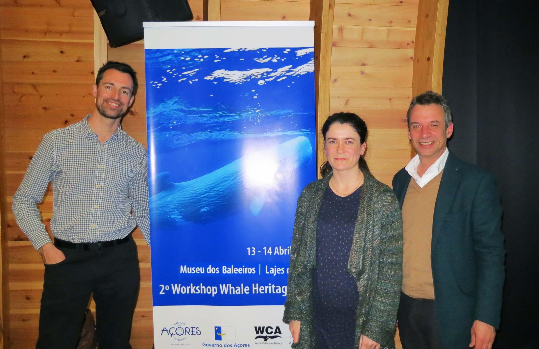 Açores podem ser a primeira região do mundo a receber eco-galardão Whale Heritage Site