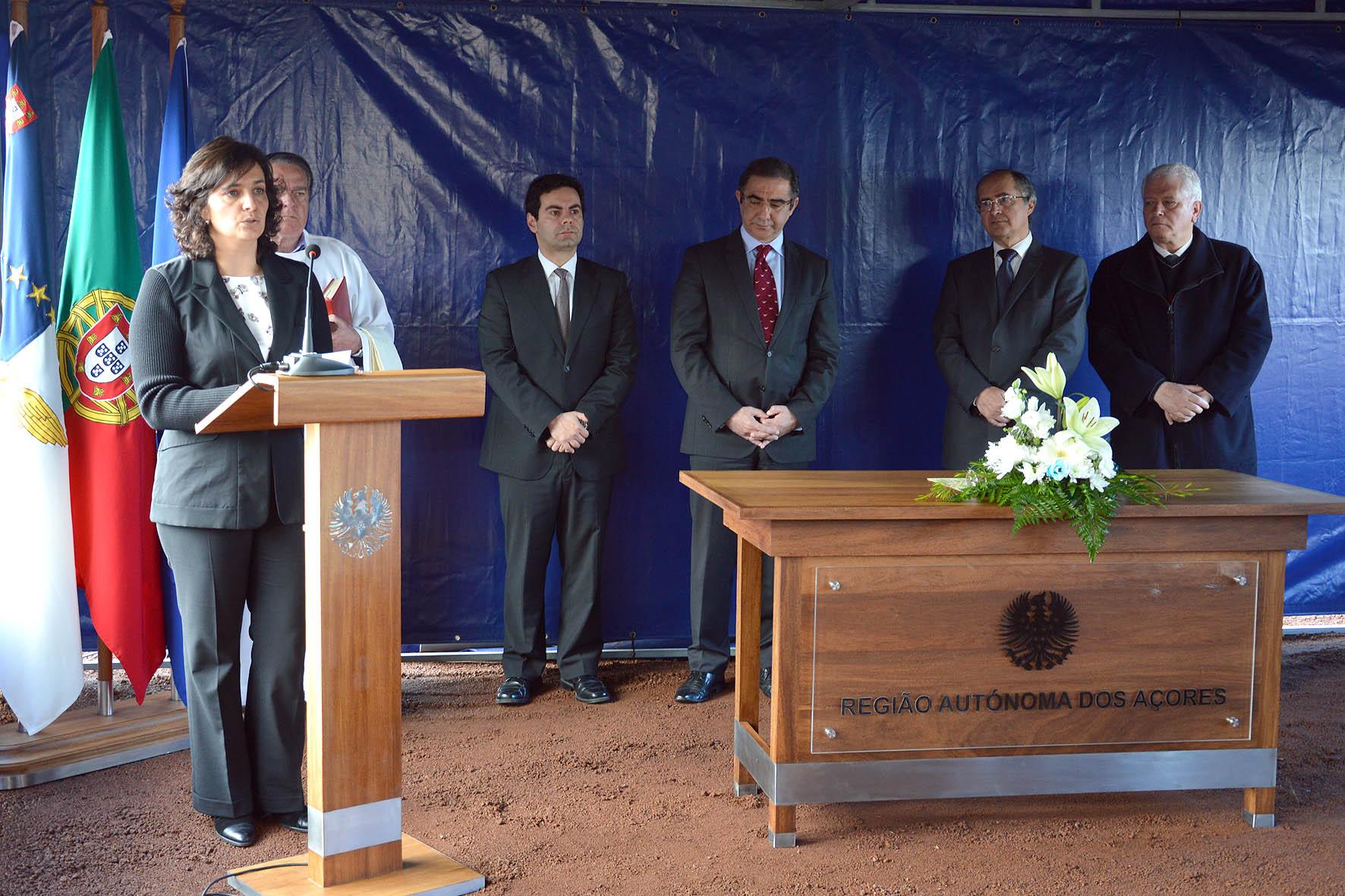 Governo dos Açores dá início às obras do Centro de Abrigo Temporário para Sem-Abrigo