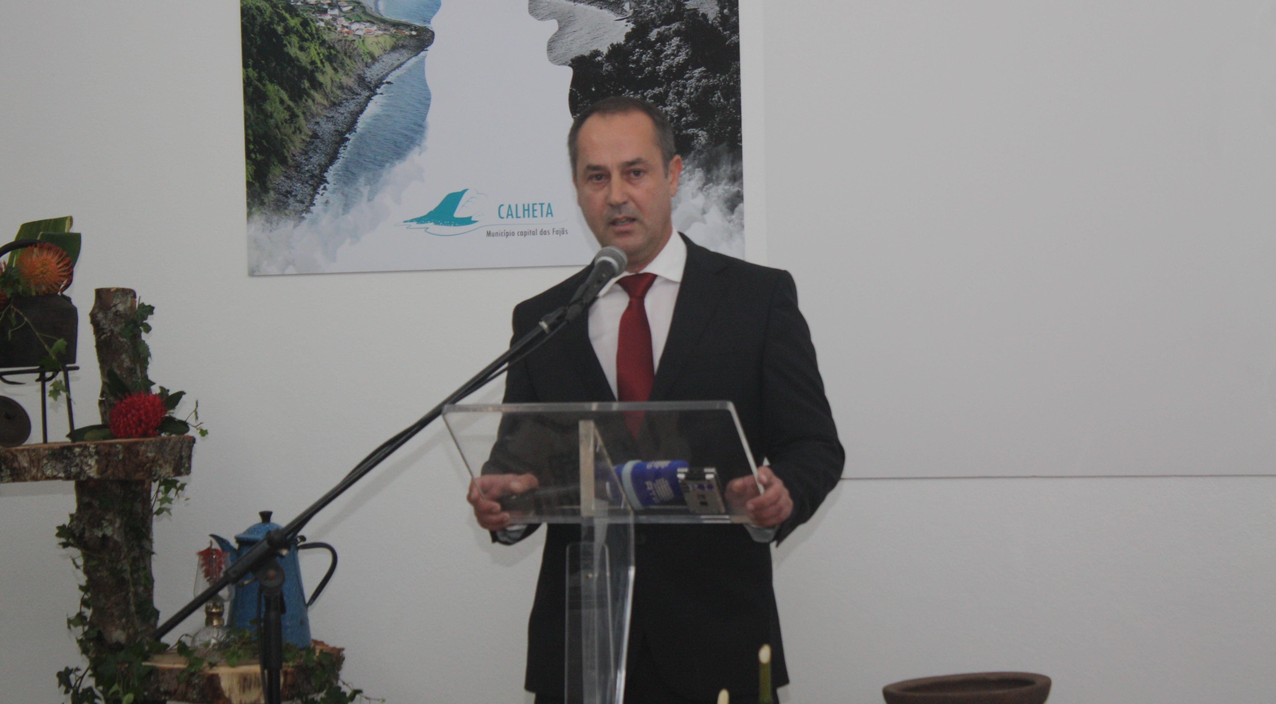 Mensagem de Natal do Presidente da Câmara Municipal da Calheta, Décio Pereira (c/áudio)