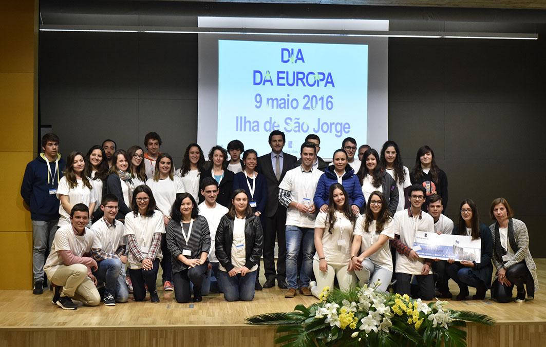 Rodrigo Oliveira apela aos jovens açorianos para que se envolvam na construção de uma Europa mais solidária