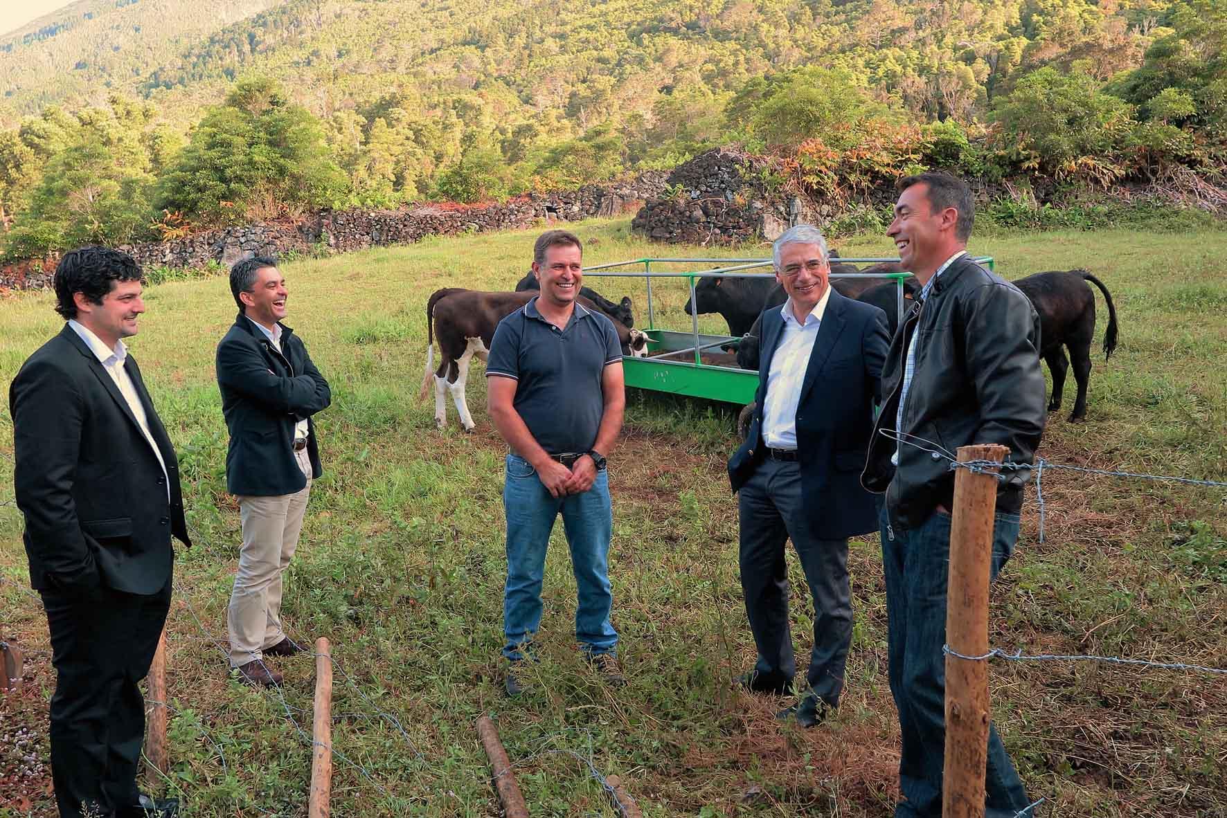 """Produção de carne IGP dos Açores """"está em crescendo"""", destaca Neto Viveiros"""