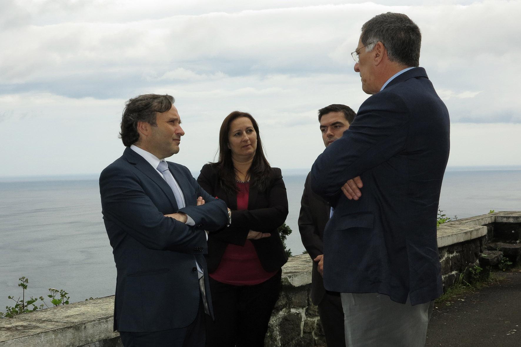 Investimento na rede viária de São Jorge totaliza 3,9 ME nesta legislatura, revela Vítor Fraga