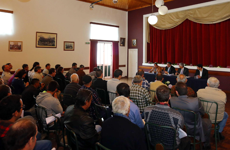 Vasco Cordeiro destaca percurso positivo das cooperativas de São Jorge, mas alerta para os desafios do setor leiteiro