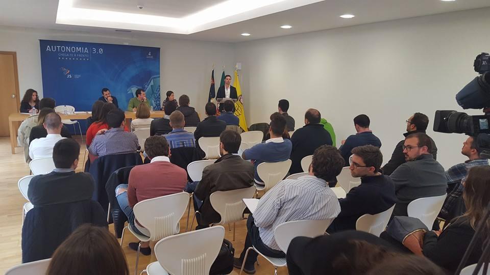 JS Açores reuniu órgãos regionais em São Jorge