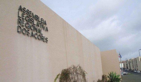 Instalação da Assembleia Legislativa Regional marcada para 16 de novembro