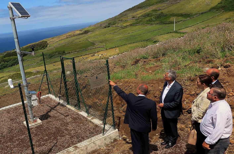 Rede Hidrometeorológica reforça segurança e está a ser alargada a todas as ilhas dos Açores