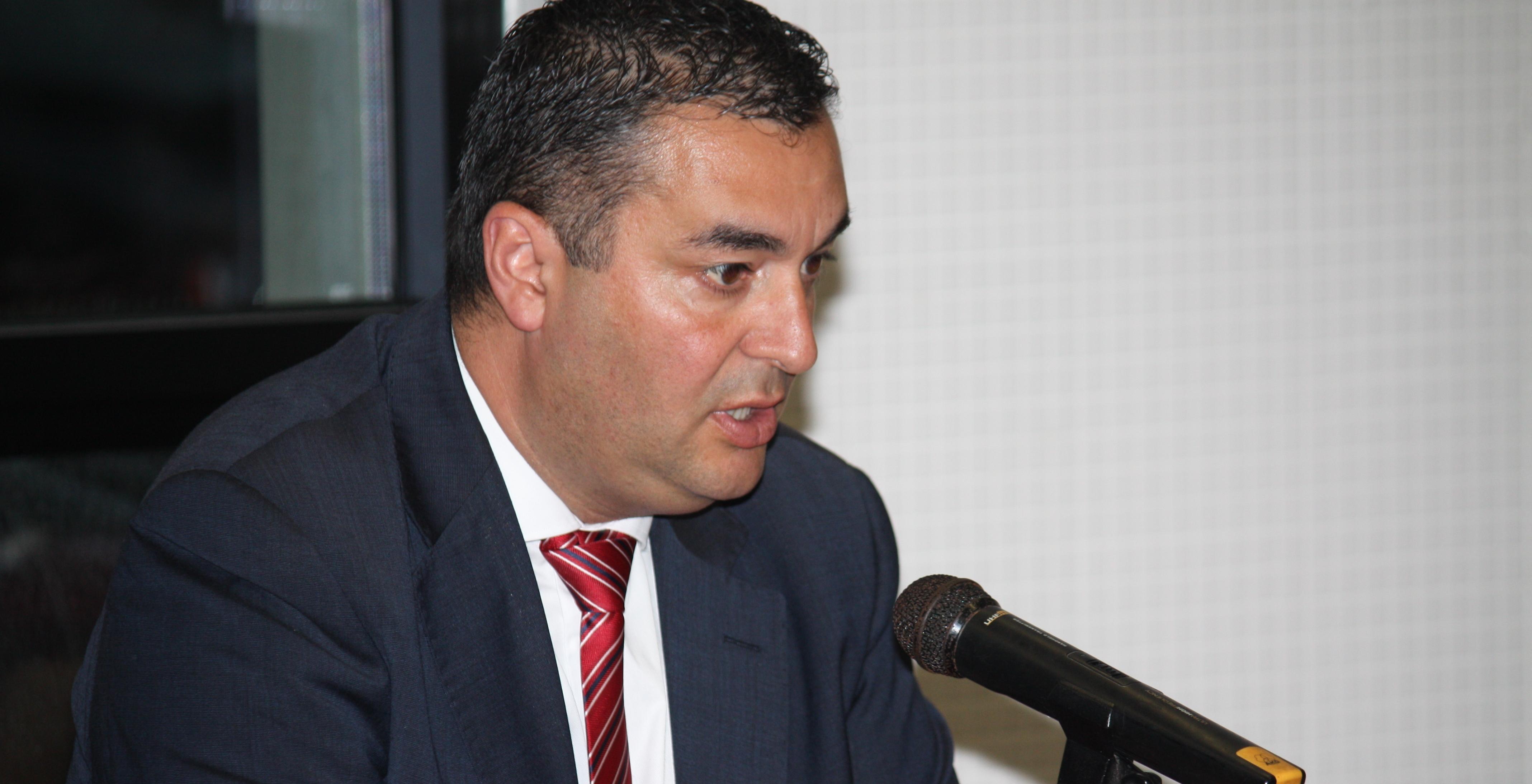 Luís Silveira faz balanço positivo da Visita Estatutária do Governo a S.Jorge (c/áudio)