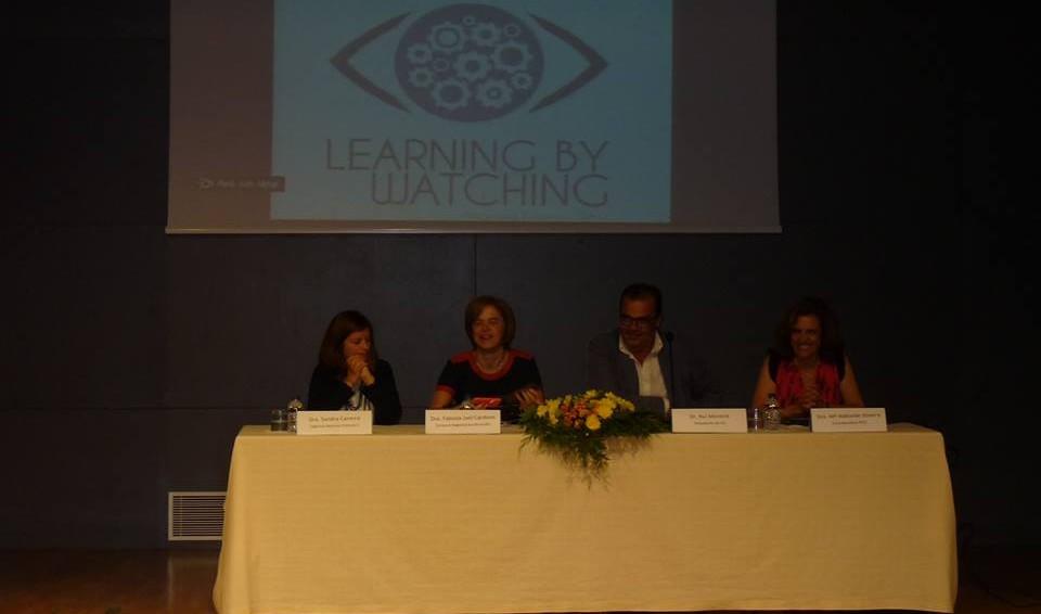 """""""Learning by watching"""", o programa que levou professores da EBS das Velas a visitar seis realidades educativas dferentes pela Europa em prol da Educação Especial (c/áudio)"""