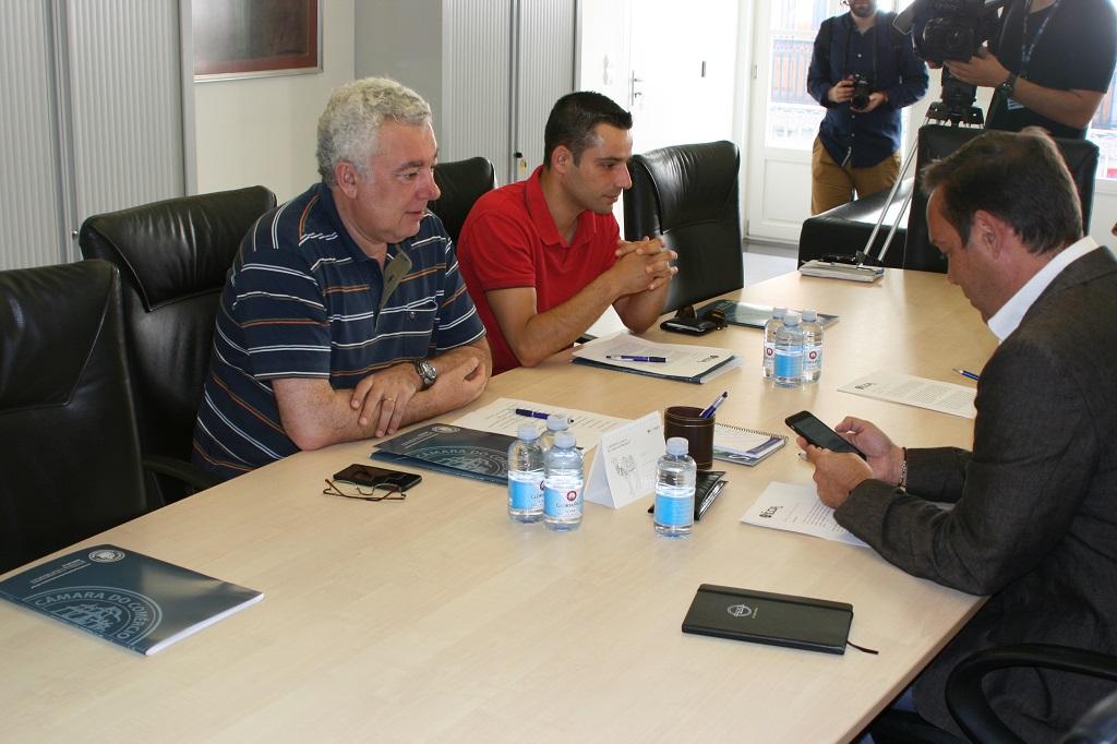 Governo Regional lançou apenas 15% das obras públicas previstas na CROP, acusa Artur Lima