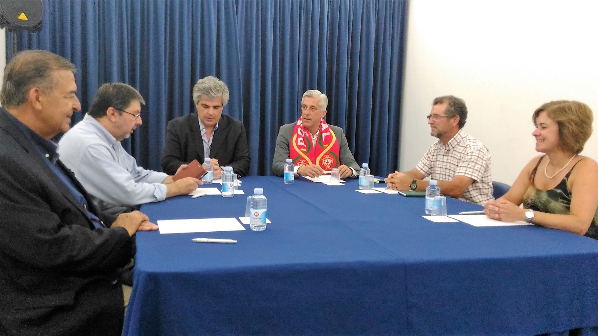 """Duarte Freitas quer """"dimensão económica"""" no relacionamento com a diáspora"""
