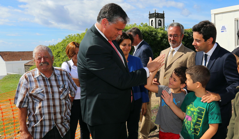 Cobertura de todos concelhos dos Açores com creches reforça a coesão social e territorial, afirma Vasco Cordeiro