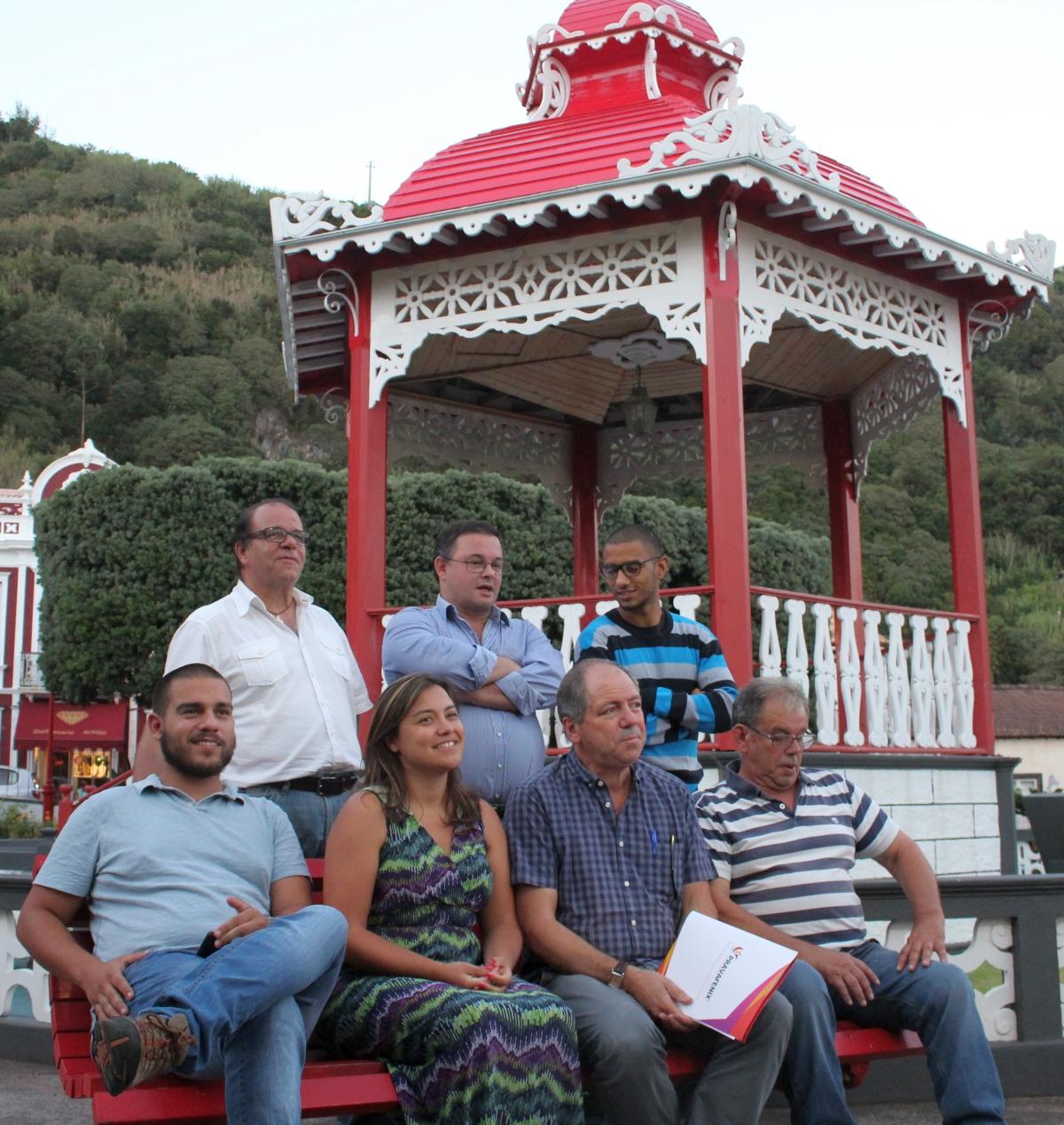 António Salgado, médico na Unidade de Saúde de Ilha de São Jorge, é o cabeça de lista da CDU pelo círculo eleitoral de São Jorge (c/áudio)