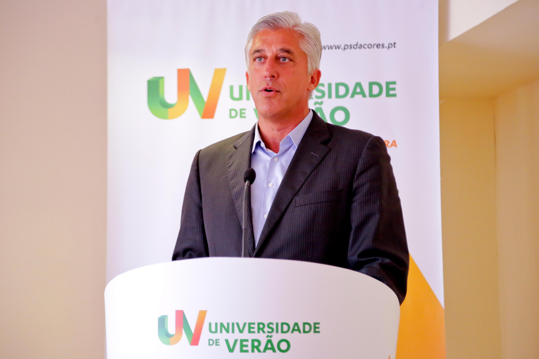 """A juventude vai """"fazer a mudança"""" de que os Açores precisam"""