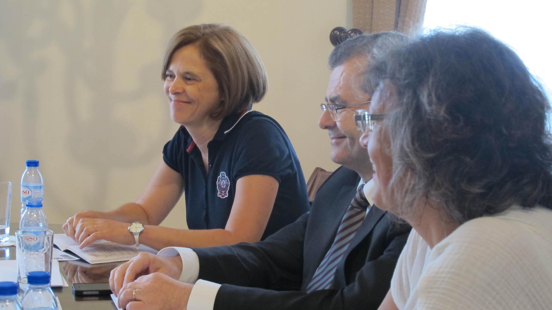 Avelino Meneses reafirma que as escolas terão os docentes necessários