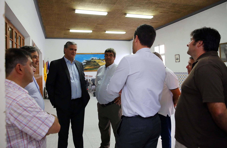 Vasco Cordeiro expressa reconhecimento pelo papel desempenhado pelas Filarmónicas dos Açores