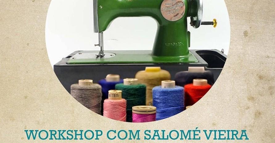 "Workshop ""Técnicas de Costura"""