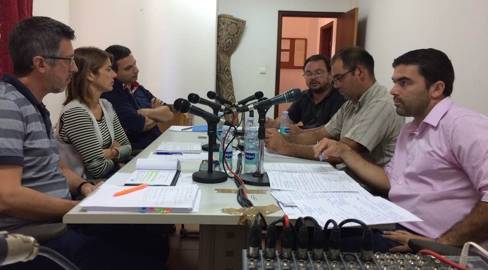 Debate com o cabeças de lista por São Jorge às Eleições Legislativas Regionais (c/áudio)