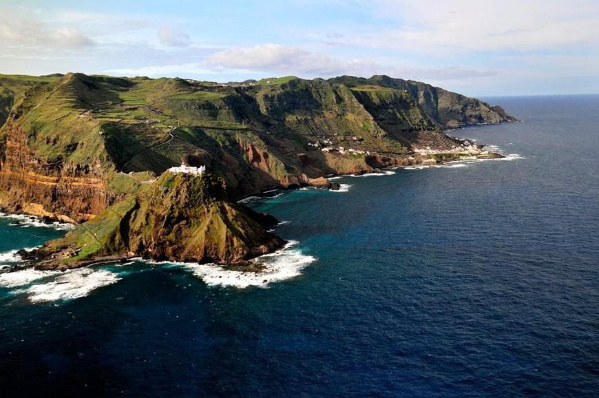 Mapeamento da plataforma insular de Santa Maria contribui para desenvolvimento sustentável da 'economia azul' nos Açores