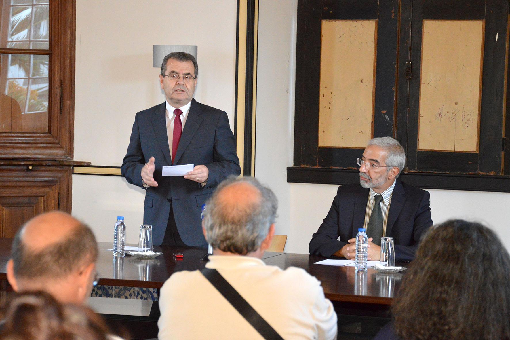 Avelino Meneses manifesta expetativa de que os Açores vençam a batalha da promoção cultural