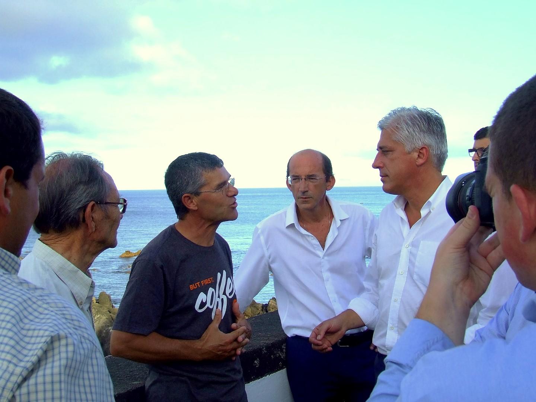 """Governo socialista """"deixou ilhas mais pequenas para trás"""", afirma Duarte Freitas"""
