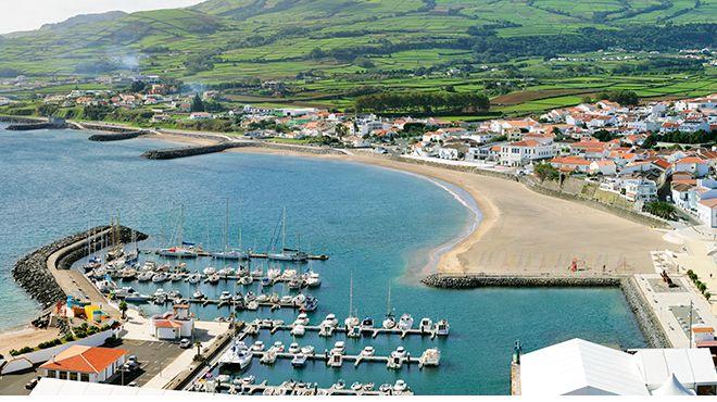 Sismo com intensidade 2.7 na escala de Richter sentido na Praia da Vitória, ilha Terceira
