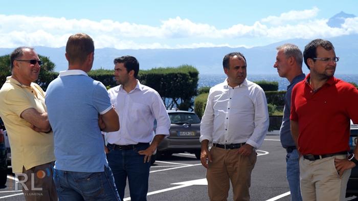 André Rodrigues, o cabeça de lista do PS por S.Jorge, destaca avanços na saúde na ilha ao longo desta legislatura (c/áudio)
