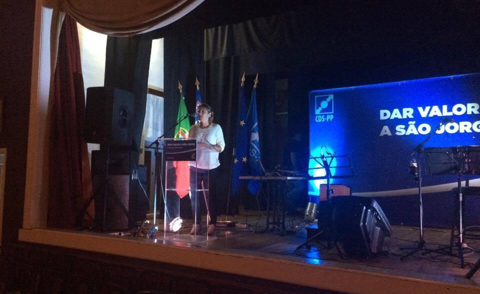 Para Catarina Cabeceiras não faz sentido eleição do segundo deputado do PS (c/áudio)
