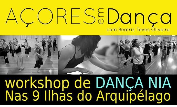 Açores em Dança passa por São Jorge com Workshop de Dança Nia (c/áudio)